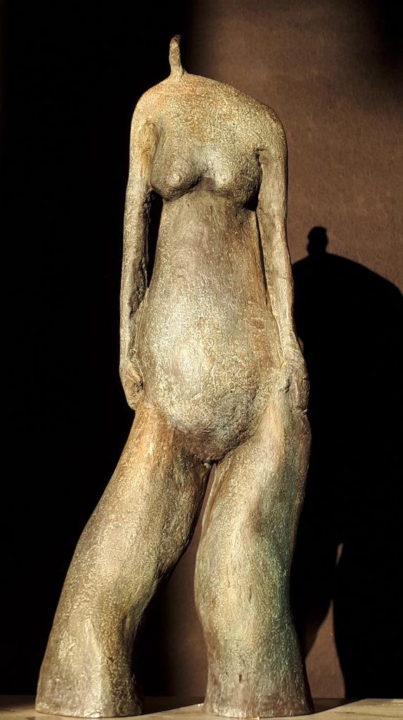 Le grand pachy sculpture de Philippe Doberset