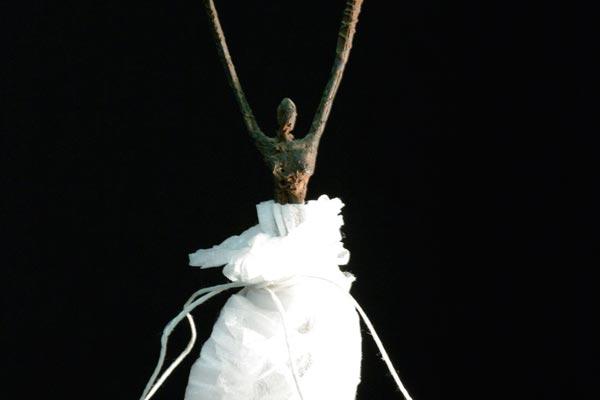Danseuse sculpture de Philippe Doberset