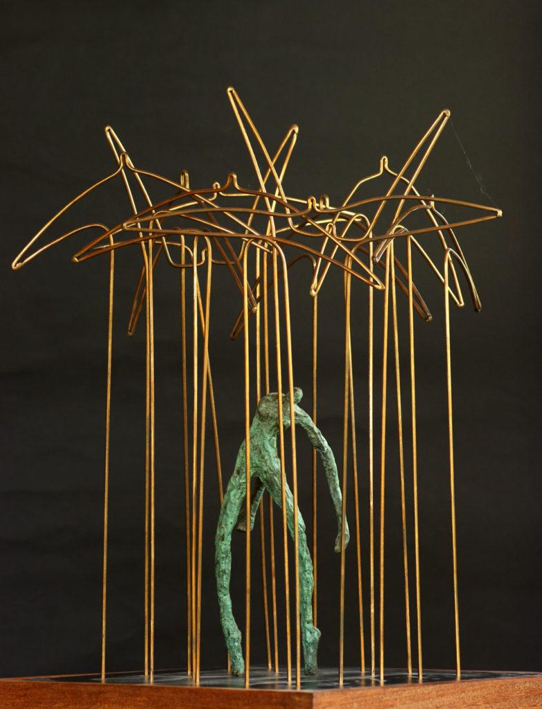 Danaé ou la cage dorée Philippe Doberset