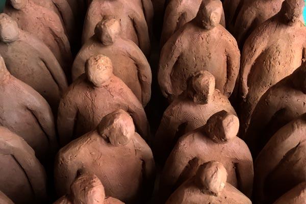 métropolis sculpture de Philippe Doberset