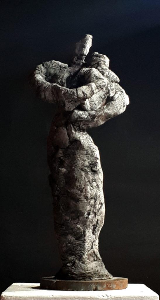 Vierge à l'enfant Philippe Doberset