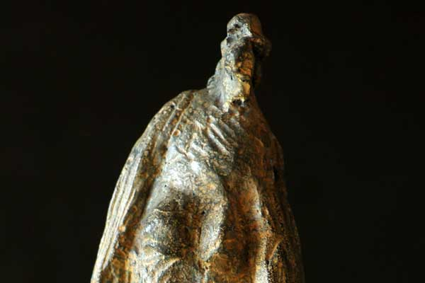 Maternité Sculpture en bronze de Philippe Doberset