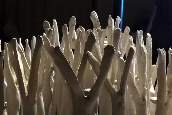 Le sacre du printemps sculpture de Philippe Doberset